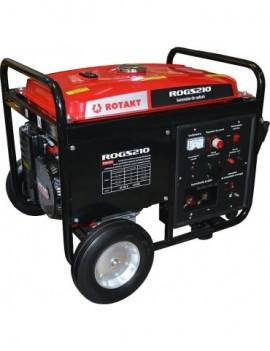 Generator de  cu sudura...