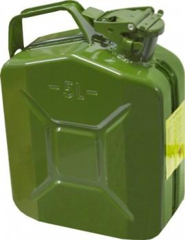 Canistra metalica, pentru combustibil, 5L, RO0403T-6
