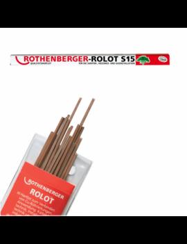 Aliaj pentru lipiri tari ROTHENBERGER ROLOT